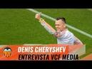 VALENCIA CF | DENIS CHERYSHEV VALORA LA VUELTA A LOS ENTRENAMIENTOS EN VCF MEDIA