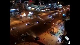 В аварии на Северо-Западе Челябинска тяжело ранен аварийный комиссар