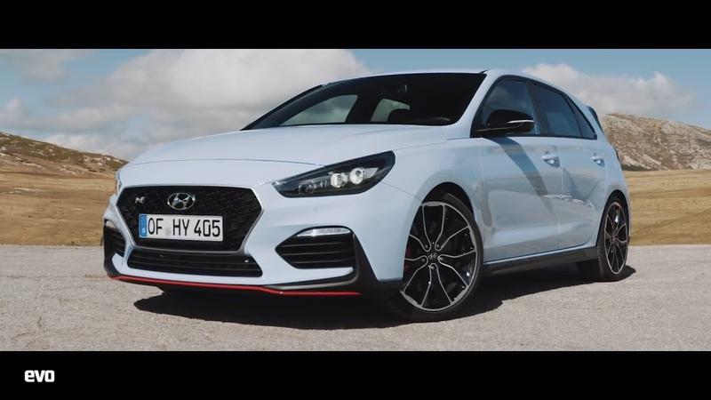 Hyundai i30 N первый тест: новая угроза для Mégane RS | ОБЗОР от evo
