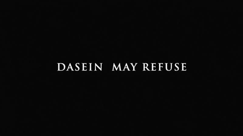 DASEIN MAY REFUSE - HELIOGABALE D ARTAUD