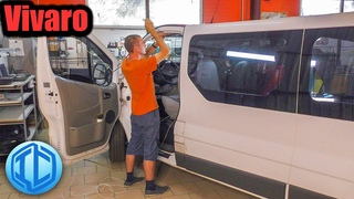 Opel Vivaro на обслуживании   Часть 2