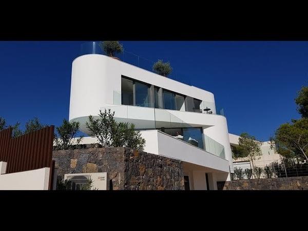 A vendre ✅ Villa Praga une maison d'exception ✅ à Sierra Cortina en Espagne