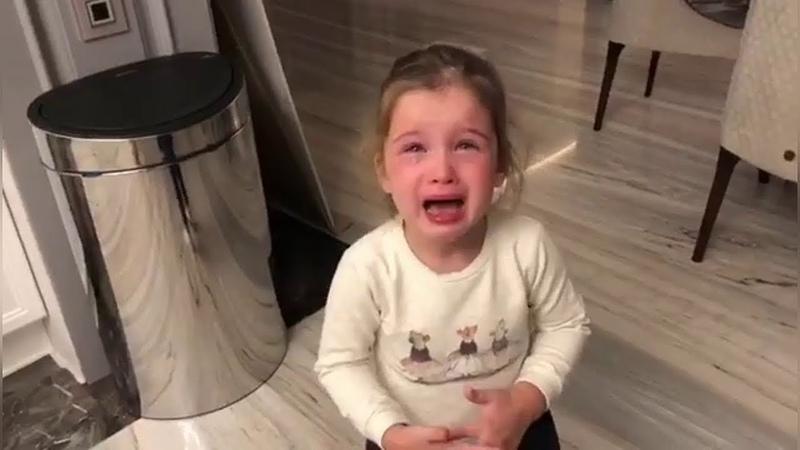 Хочу в Дубай дочь Бородиной Теона устроила истерику