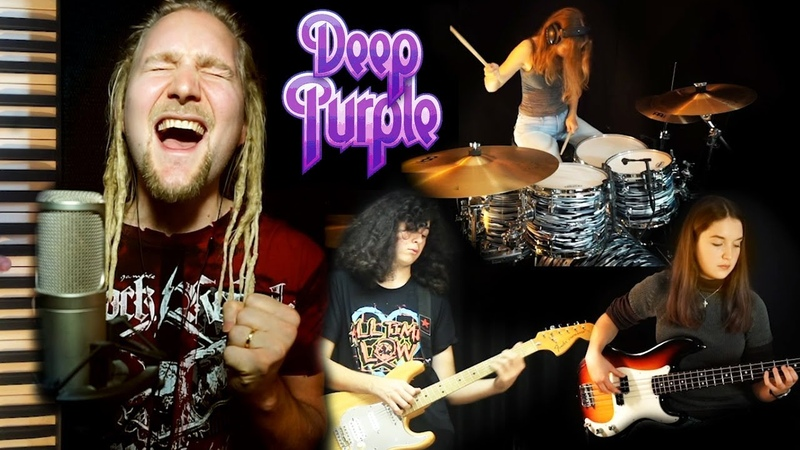 Child in Time (Cover) feat. sina-drums Andrei Cerbu | Deep Purple