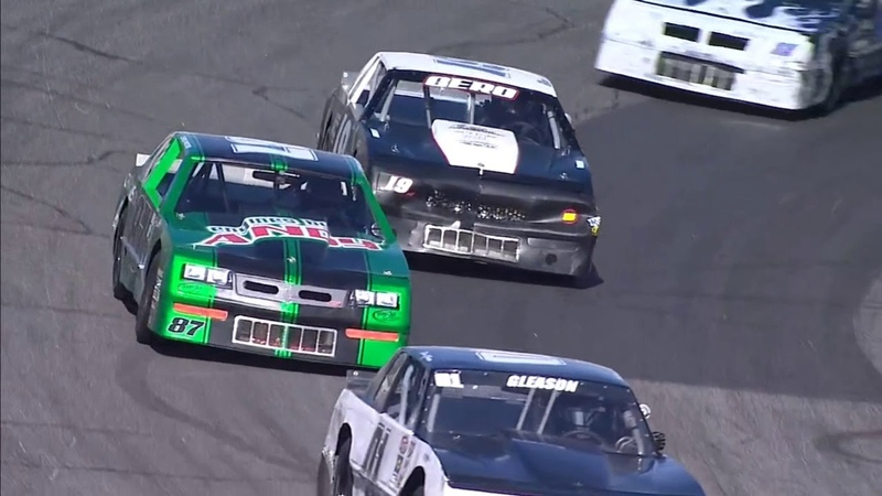 Limited Sportsman 2019 Thompson Speedway Motorsports Park 11 Full Race
