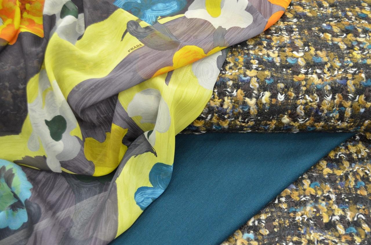 Итальянские ткани оптом и в розницу от магазина «ТКАНИ VALENTINA»