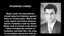 Pakistani Cricketer (Waqar Younis) Biography Detail