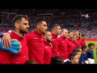 Албания и гимн