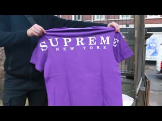 Supreme week 15 ss19 | supreme slippers