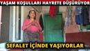 Aydın'daki Engelli Ailenin Hayatı Görenlerin Yüreklerini Sızlatıyor