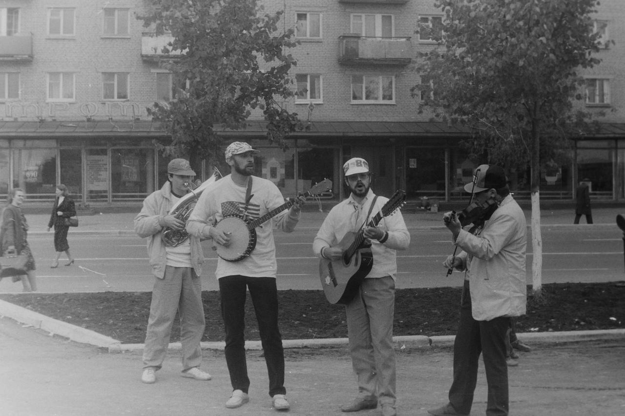 День города Серпухов 1989 год
