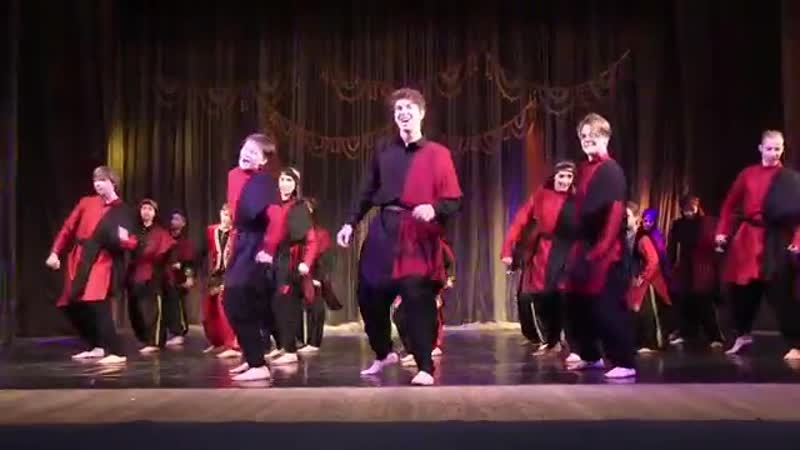 Malhari _ Indian Dance Group Mayuri _ Russia