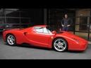 Обзор Ferrari Enzo за $3 миллиона
