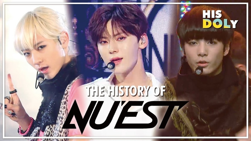 NU'EST Special ★Since 'Face' to 'BET BET'★ 47m Stage Compilation