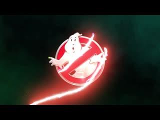 """""""охотники за привидениями"""" 17 августа в 2000 (мск) на sony sci-fi (промо 2)"""