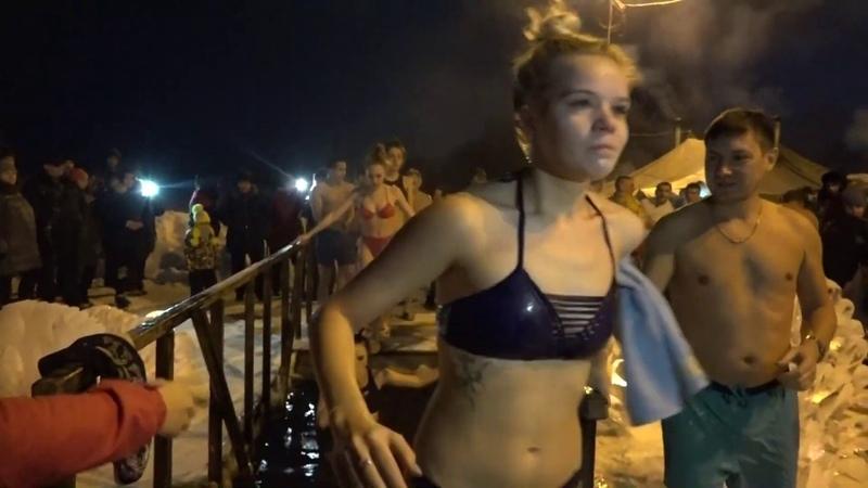 Бийск Крещенские купания 2020 год