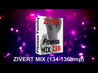 Fitness Family MIX 238 Zivert (134-136bpm)