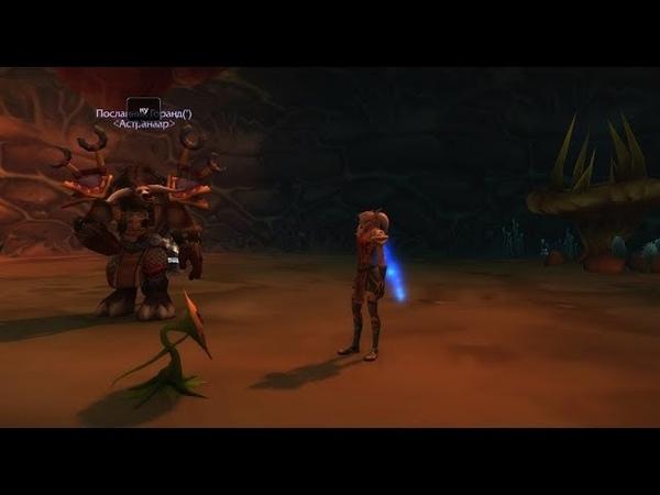 Паладинчик Вам не блинчик 10 World of Warcraft Оскверненная пещера Мародон прохождение Паладин