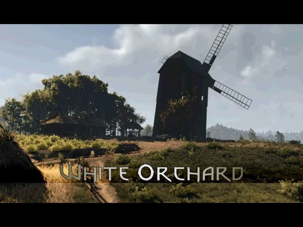 The Witcher 3 - White Orchard (1 Hour of Music)