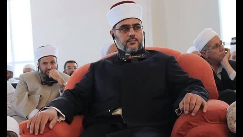 Шейх Саид Фуда Аллах пречист от пространственно временных границ антропоморфистов