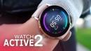 ⏰ Обзор Samsung Galaxy Watch Active 2 умные часы с футуристичным дизайном