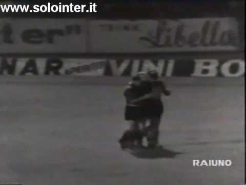 Inter Real 1964 Al doilea gol Mazzola