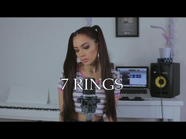 Ariana Grande - 7 rings (Versión En Español) Laura Buitrago (Cover)