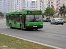 Автобус Минска МАЗ-103.065,гос.№ АВ 0592-7, марш.144с (10.07.2019)