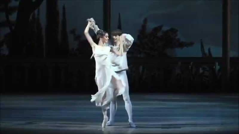 Шкляров Владимир, Ширинкина Мария. Ромео и Джульетта (Фрагмент)