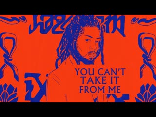 Премьера. Major Lazer feat. Skip Marley - Can't Take It From Me (Lyric Video)