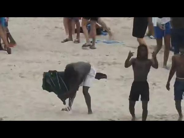""""""" Die jungen Terroristen am Strand von Blankenberge sind Nordafrikaner mit Vorstrafen"""
