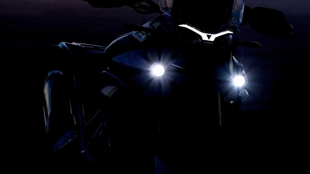 Новый турэндуро Triumph Tiger 900 2020 представят 3 декабря (видеотизер)