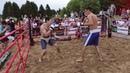 Реальный боксер против Уличного Бойца