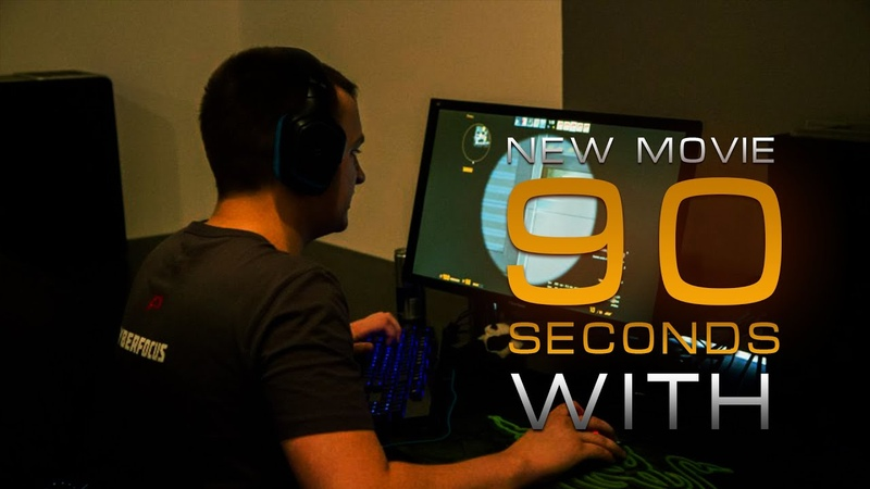 ERIAVision 90 seconds with CyberFocus CS GO Movie
