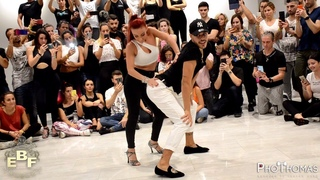 Maurizio Bollo & Simona [Que Pena] @ Europe Bachata Festival 2019