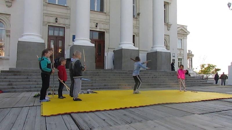 DT Sevastopol Kids. Детское Спортивное Шоу * Стремимся к большему *. 5