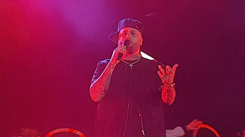 Nicky Jam - El Perdón (Intimo Tour - ISS Dome Düsseldorf - LIVE - 2019-11-02)