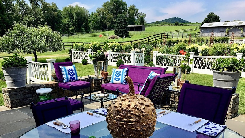 At Home with Christopher Spitzmiller at Clove Brook Farm