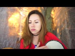 Elli Di НОЧЬ В доме из Пленки ВЫЗЫВАЕМ ДУХОВ НА ДЕРЕВЕ 24 часа челлендж | Elli Di