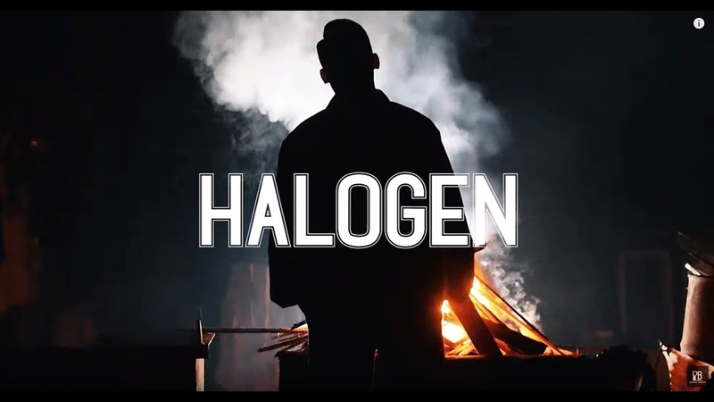 HALOGEN SLOW BURNING Prod by DJ PMX Official MusicVideo