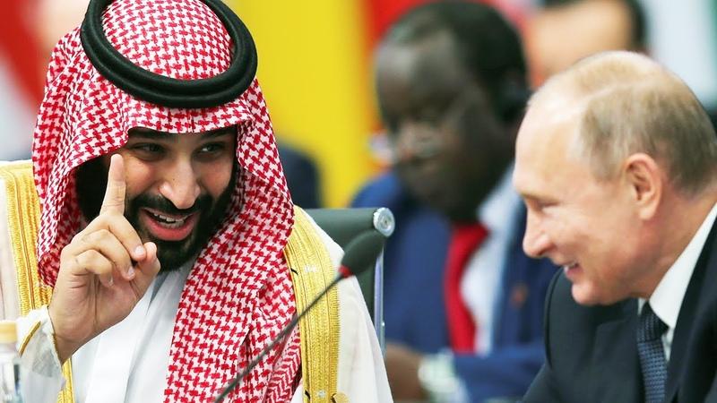 Саудовская Аравия Сделала на Рынке Нефти Большую Ошибку новости