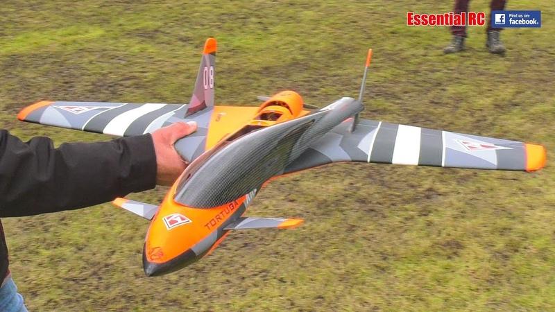 SAB Avio KR84 TORTUGA - FREAKY FAST ELECTRIC RC ROBODRONE