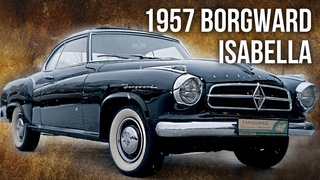 Borgward Isabella 1957