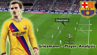New Barcelona Signing | Antoine Griezmann | Player Analysis