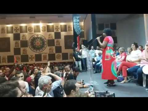 FALA DE BENEDITA DA SILVA NO ENCONTRO NACIONAL DO PT