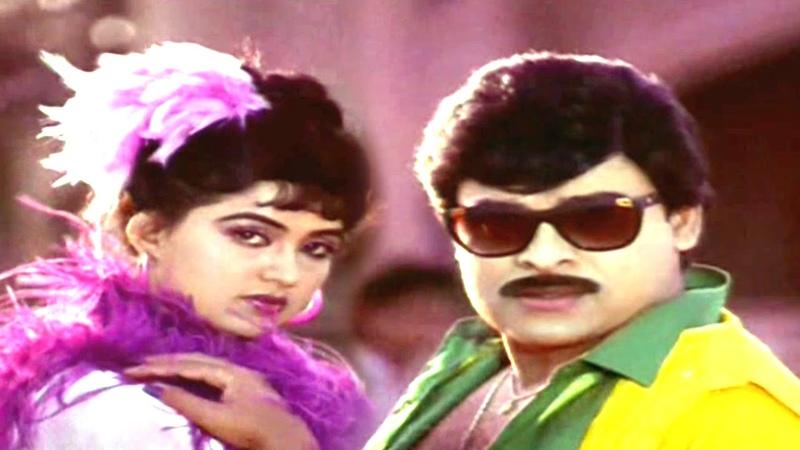 Khajuraholo Kasi Prema Full Video Song || Rudranetra Movie || Chiranjeevi, Radha, Vijayashanti