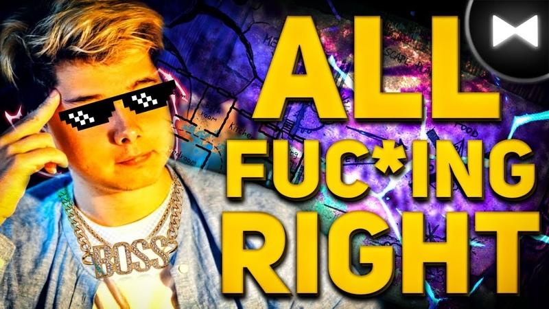 Виндяй Remix All Fuc*ing Right by Обычный Парень