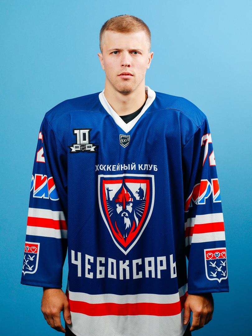 Алексей Лешков ХК Чебоксары