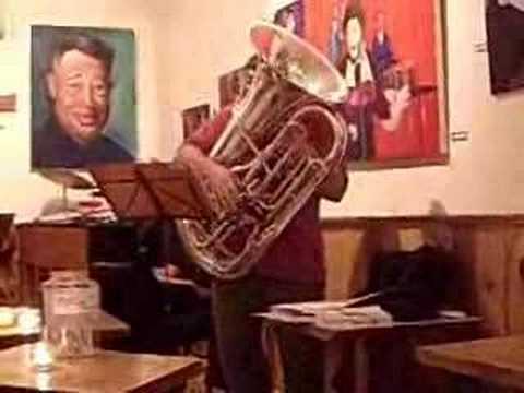 Ralph Hamperian (Tuba) Don Slatoff's Jazz Circus