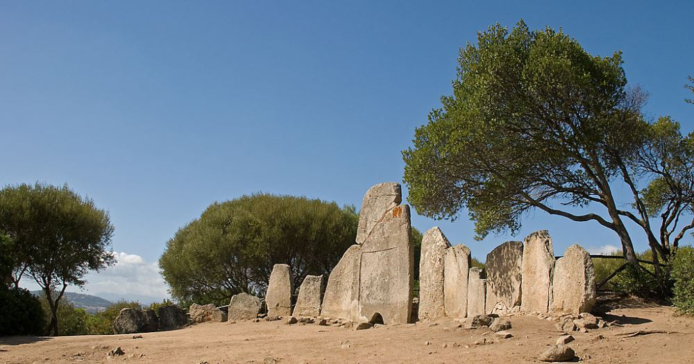 Сардиния. Мегалиты Сардинии
